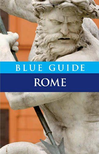 libro blue guide rome 11th panorama auto