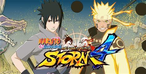 film naruto ultimate ninja storm 4 naruto shippuden ultimate ninja storm 4 release date