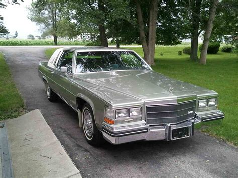 cadillac fleetwood 85 1985 cadillac fleetwood brougham for sale classiccars