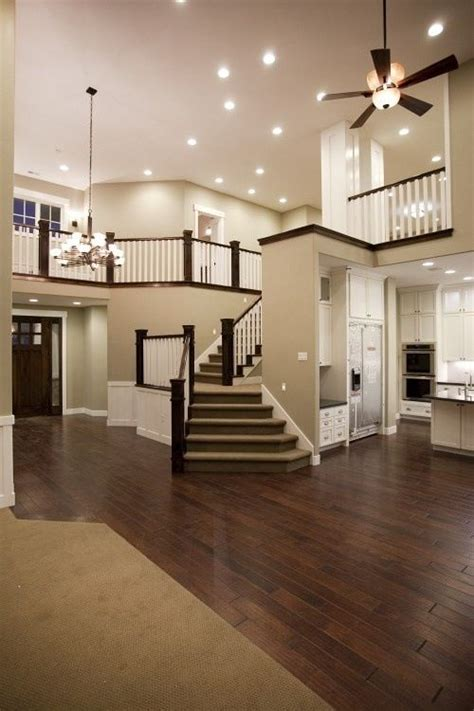 beautiful open floor plans beautiful open second floor home decor ideas pinterest