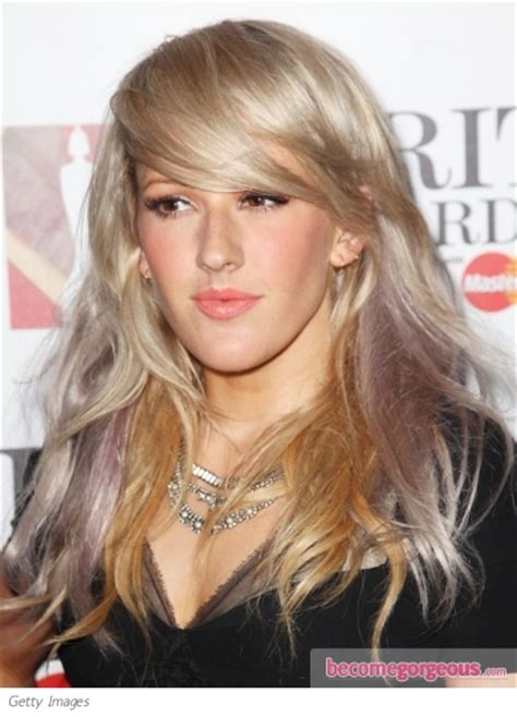 Ellie Goulding Hairstyle by Pictures Ellie Goulding Hairstyles Ellie Goulding