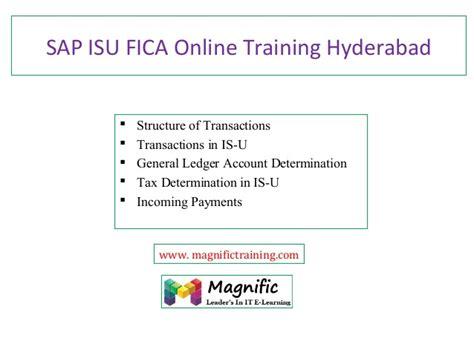 tutorial sap isu sap fica online training in usa