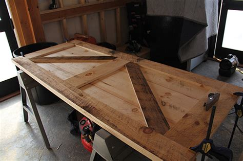 building board  batten doors extreme