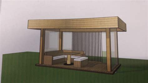 gartenpavillon holz outdoor gartenpavillon holz