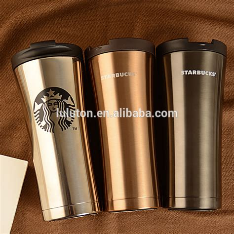 Termos Tumbler Logo Starbucks stainless steel tumbler cups starbucks coffee tea