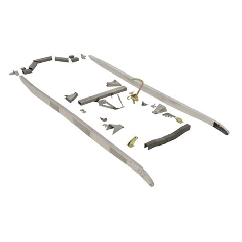 A Frame Kits | speedway u weld ford model a frame rail assembly kit