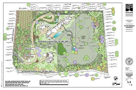 layout of orchard ppt david reed landscape architects 187 estate residential