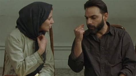 iranian film in oscar iranian film is favourite for foreign film oscar bbc news