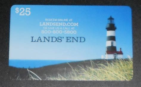 Can You Use Sears Gift Cards At Kmart - attention lands end gift card not redeemable at sears or kmart ways to save money