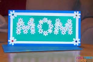 how to make a mothers day card of flowers times guide to cardmaking and crafts
