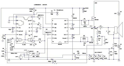Tl494 Inverter Circuit by Pin Tl494 Inverter Schematic On