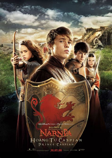 film genre narnia the chronicles of narnia prince caspian 2008 movie posters