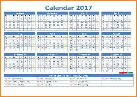 Calendar By Week Number Week Numbered Calendar Vertola