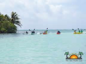 pedo beach dia de san pedo celebrations closes with kayak race the