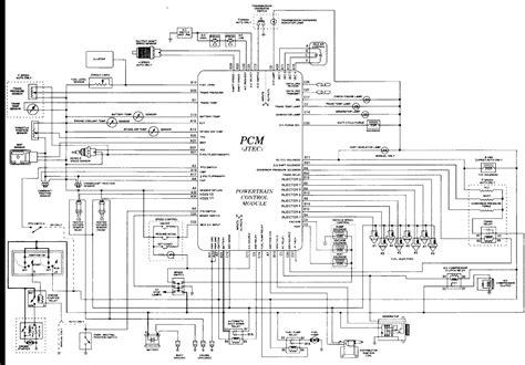 engine wiring harness diagram  dodge   vin