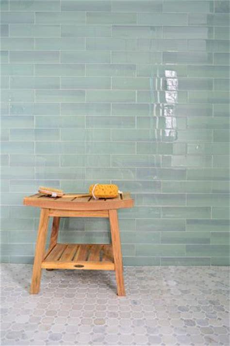 sea glass bathroom the nest talkin tile ah l