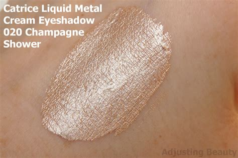 Eyeshadow Catrice review catrice liquid metal longlasting eyeshadow