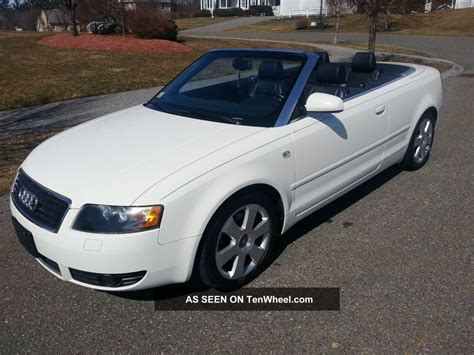 audi a4 2004 convertible 2004 audi a4 cabriolet newhairstylesformen2014