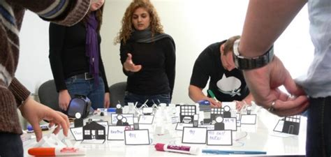 Business Origami - organiseren met business origami visueel faciliteren