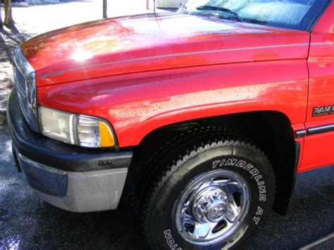 how cars run 1994 dodge ram 2500 security system purchase used 1994 dodge ram 2500 cummins diesel with only 94 000 miles rust free nice 5 sp