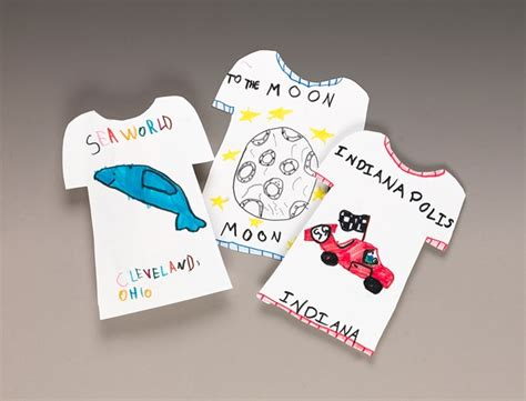 design t shirt lesson plan dream t shirts crayola co uk