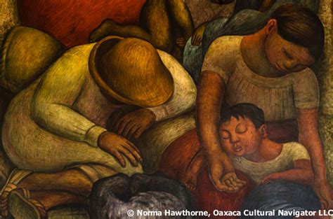 Diego Rivera Famous Artwork by In Mexico City Looking For Diego Rivera Oaxaca Cultural