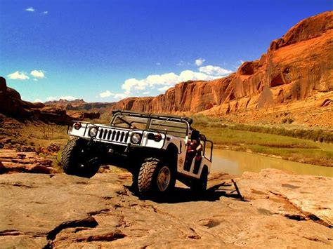 highpoint hummer guides and outfitters arches np utah