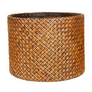 3 new ways to use rattan planters