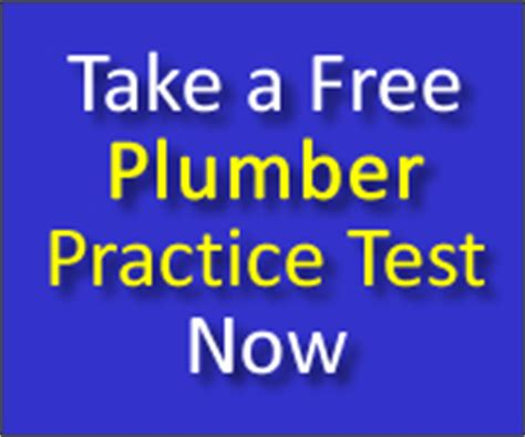 Practice Plumbing Test by Plumbing Practice Test Sle Questions