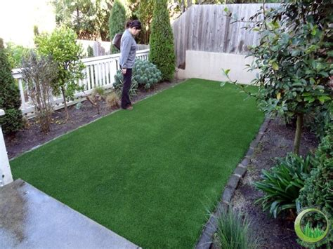 minimalist landscaping ideas for small backyards with dogs