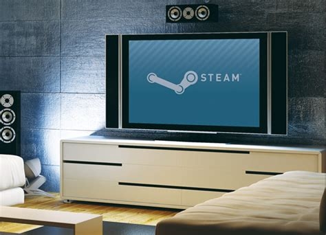 Pc Living Room by Steam Comes To The Living Room Tv With Big Picture Mode