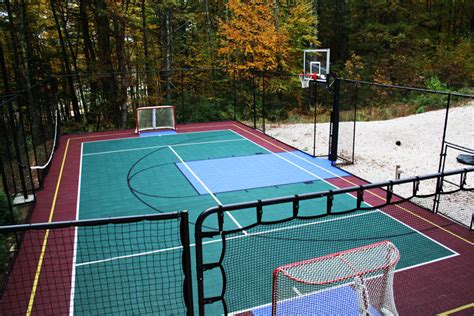 Backyard Roller Hockey Rink by Roller Hockey Tiles All Colors We Install Nj Ny Pa De Md