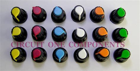 variable resistor knob color knob for variable resistors end 2 18 2018 9 15 am