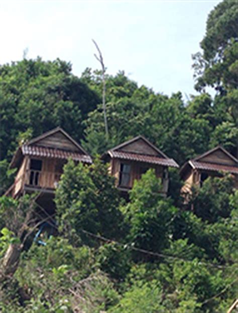 happy bungalows koh rong highland bungalow koh rong island cambodia