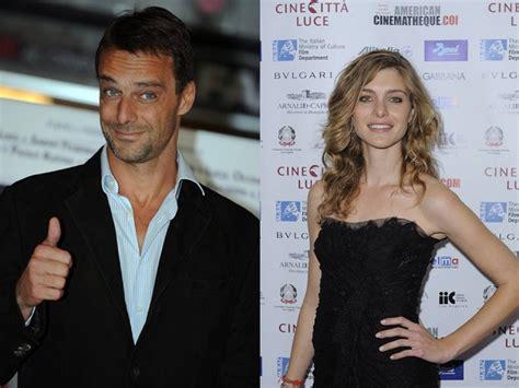 vittoria puccini and her husband alessandro preziosi e vittoria puccini separati e felici