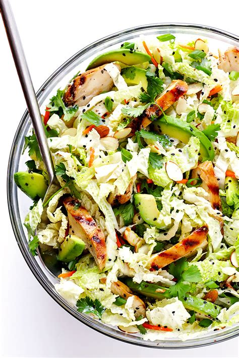 Gimme Some Oven Detox Salad by Asian Chicken Chopped Salad Gimme Some Oven Bloglovin