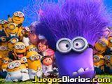 imagenes de minions violetas minions juegos gratis en juegosdiarios com