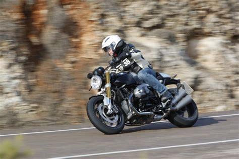 Motorrad Mit Zwei Vorderrädern by Bmw R Ninet Agile Tradition Auf Zwei R 228 Dern Magazin