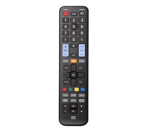 Buy 5 Gratis 5 Remote buy one for all urc 1910 samsung replacement remote free delivery currys
