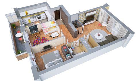 how to make a 3d floor plan 3d floor plans 3dvisdesign