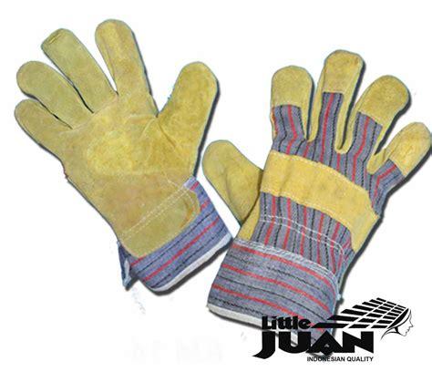 Sarung Tangan Working Gloves Kain Matahari sarung tangan kombinasi