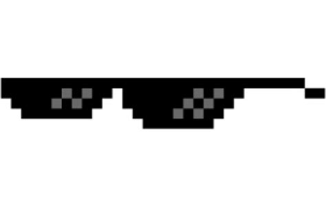 Pixel Sunglasses Meme - top mlg glasses deal with it wallpapers