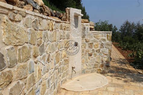 doccia esterna doccia esterna in pietra naturale by garden house lazzerini