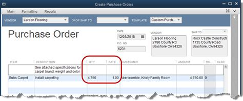 quickbooks tutorial purchase orders purchase orders quickbooks training quickbooks