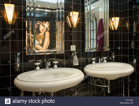 1930 badezimmer design bathroom in deco style recently restored 1930s