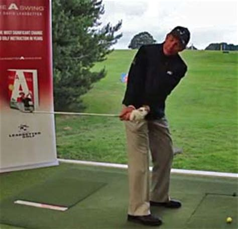 youtube david leadbetter golf swing critical review