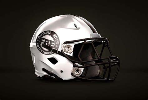 design football helmet logo design a 3d football helmet with your logo fiverr