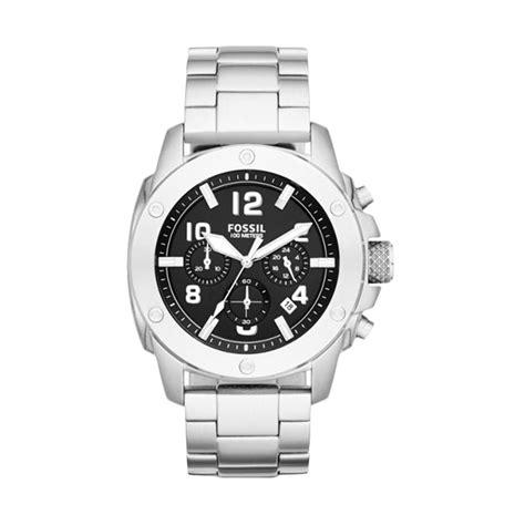 Fossil Modern Machine Fs5000 Jam Tangan Pria jual fossil machine chronograph fs 4926 jam tangan pria