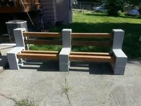 Cinder Block Patio Furniture by Cinder Blocks Garden Ideas Pinterest Head To