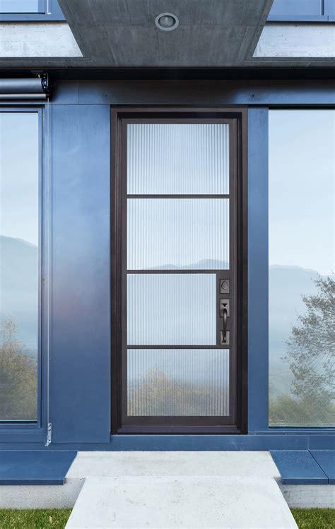 Glass Craft Door Company Glasscraft Door Company Introduces On Trend New Np And Wp Series Of Steel Doors